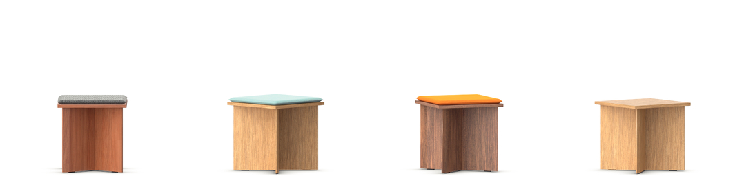 Channel Heights Stool