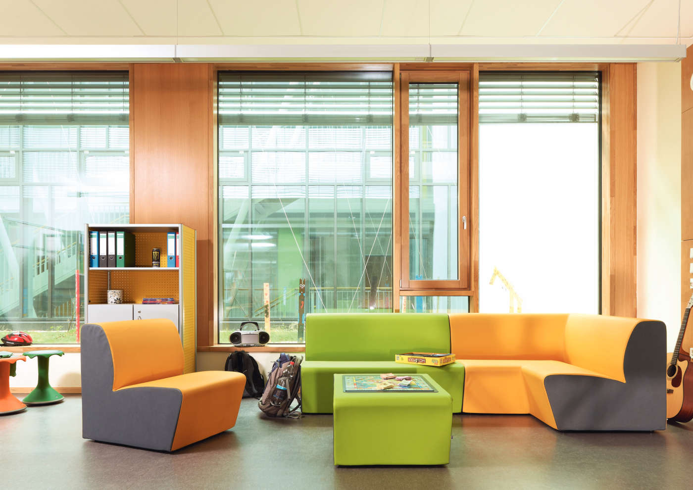 VS School Furniture For The School Living Space