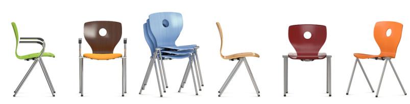 Vs verner panton collection meubles objets - Quatre pied quatre chaise ...
