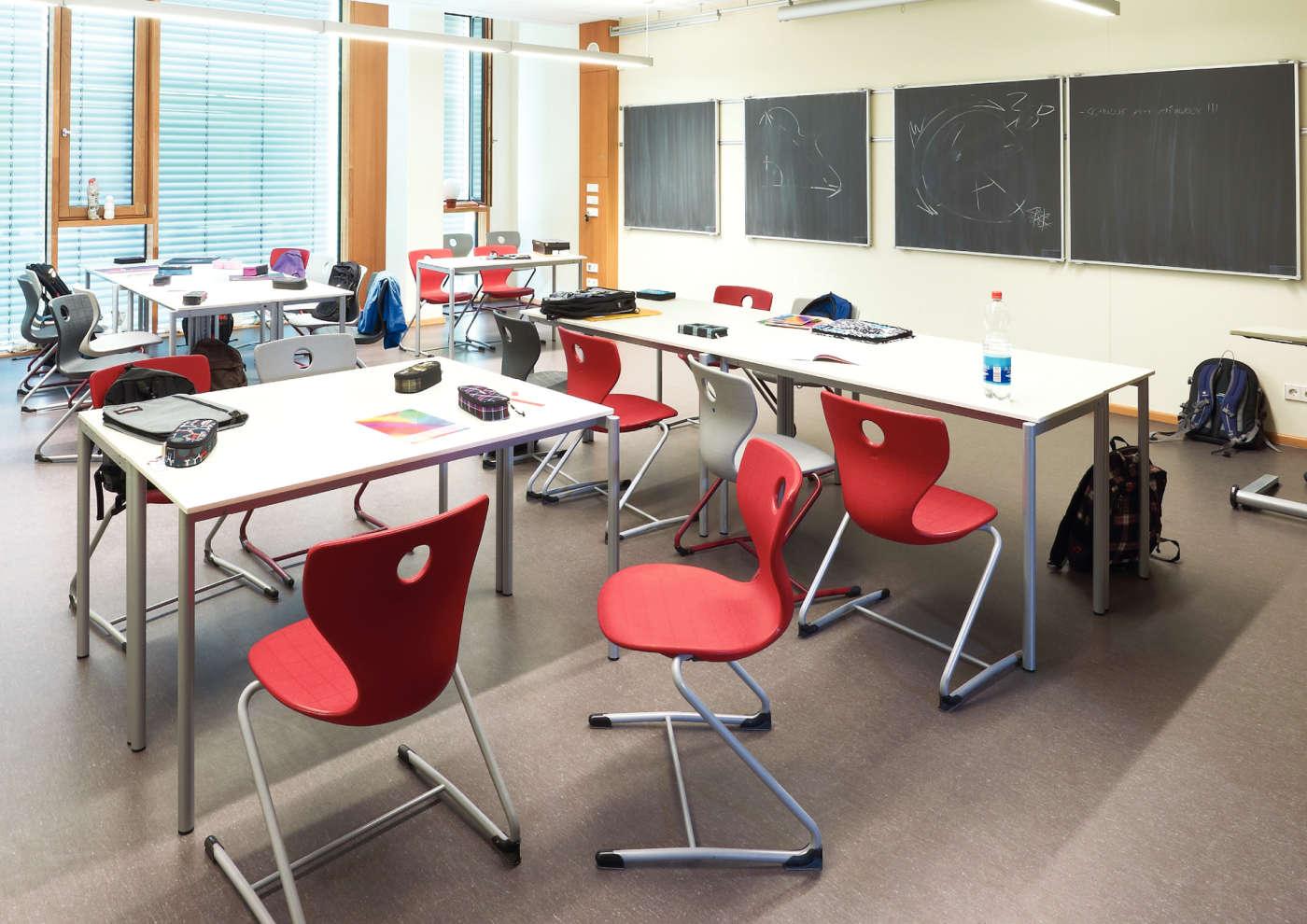 VS   Schulmöbel für den Lebensraum Schule