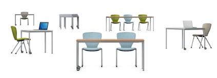 vs tische. Black Bedroom Furniture Sets. Home Design Ideas