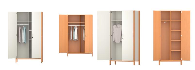 Kleiderschrank designpreis  VS | Schulmöbel und Büromöbel direkt vom Hersteller