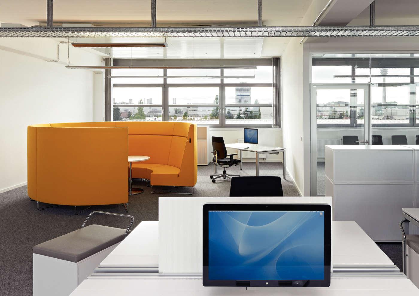VS | Büromöbel für den Lebensraum Büro
