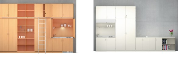 VS | Serie 800 Waschbeckenschrank und Schrankküchen mit ...