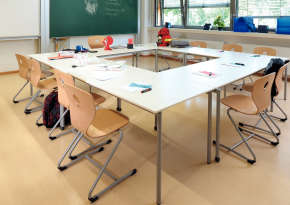 Flexible furniture for the classroom – made easy.