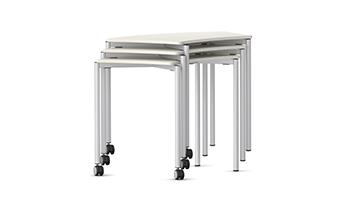 Vs shift base for Table vs desk