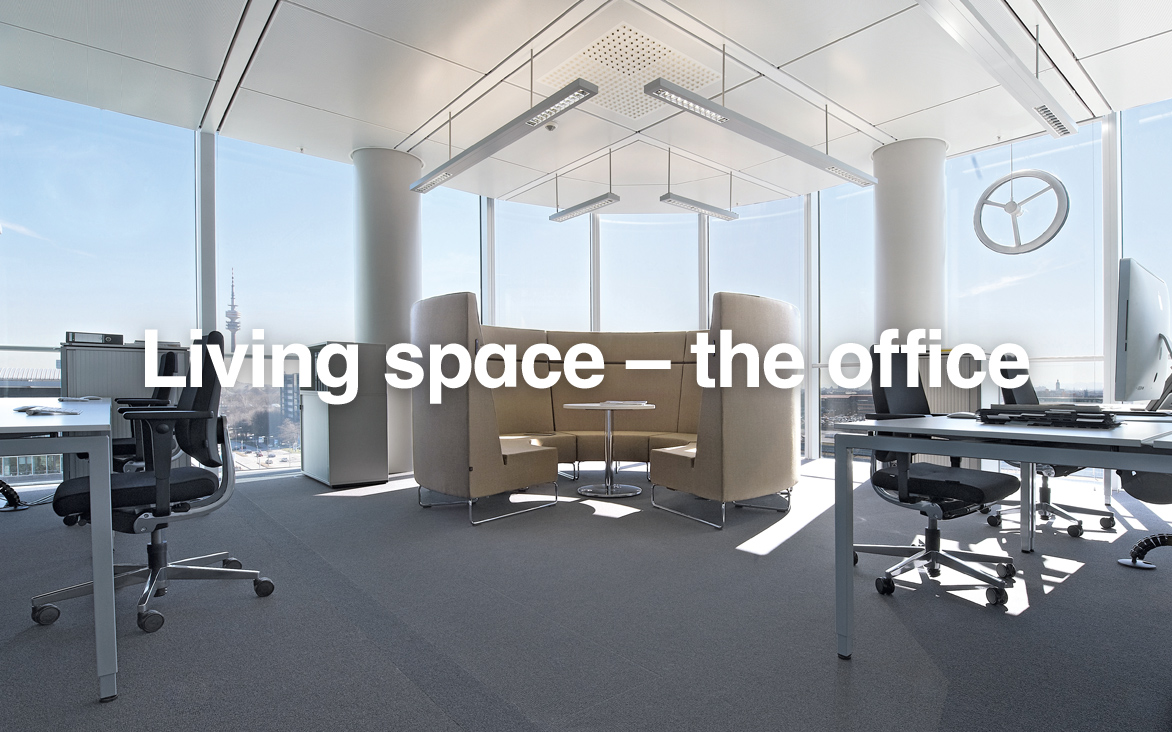 VS Office furniture for the office living space